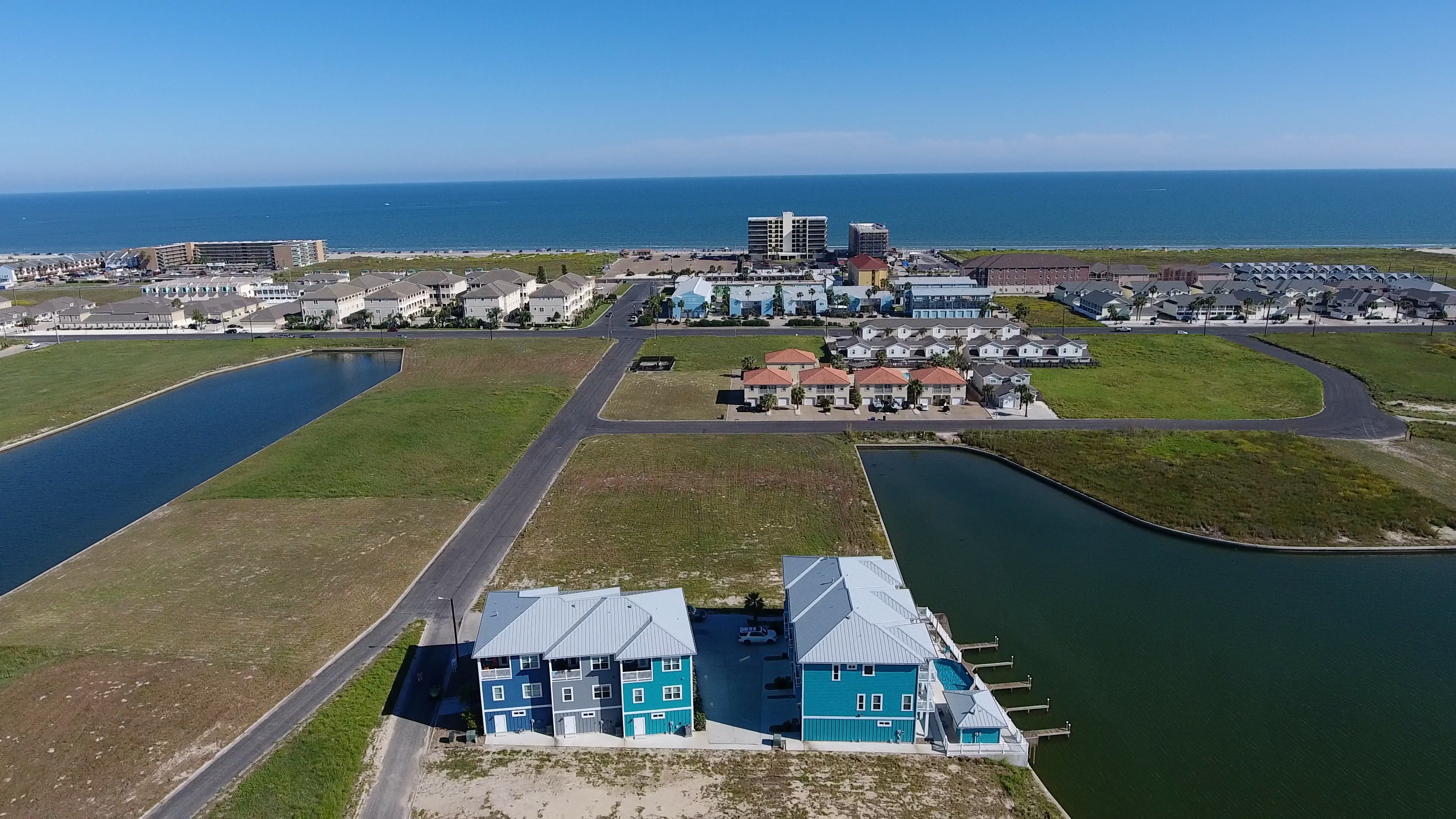 Win A Weekend Beach Get-A-Way On North Padre Island!